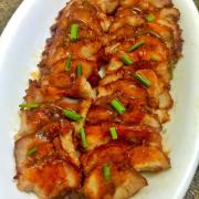 Cơm Thịt Xá Xíu HongKong (Đặc Biệt)
