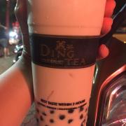 Cái này cũng ko nhớ, maybe Signature milk tea - mousse - pearl - 1/2 S - size L > total !?!