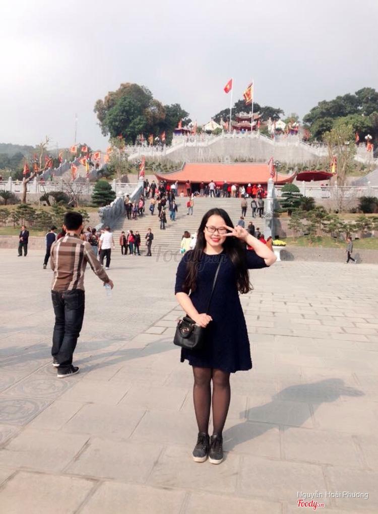 Đền Cửa Ông ở Quảng Ninh