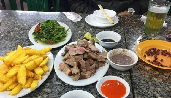 Bia Hơi Hà Nội - Hồng Quang