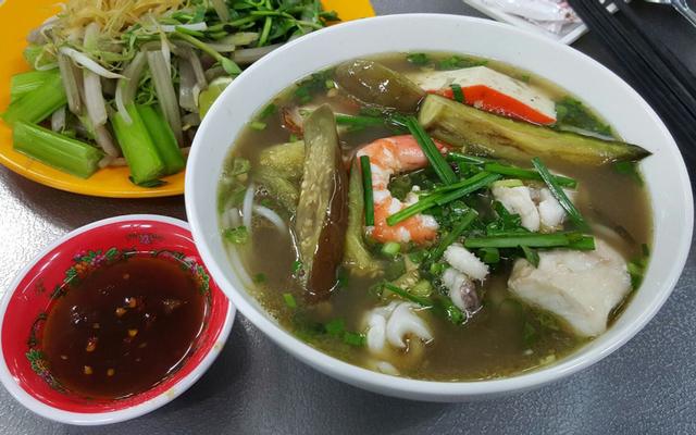 Bún Mắm Cô Hiệp - Chợ Trần Văn Thành