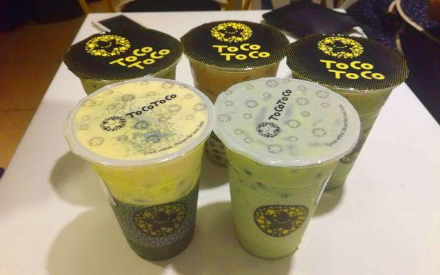 Trà Sữa Tocotoco - AEON Mall Long Biên