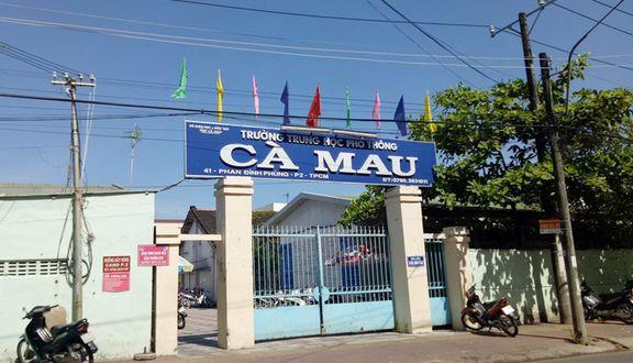 Trường THPT Cà Mau