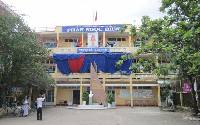 Trường THPT Chuyên Phan Ngọc Hiển