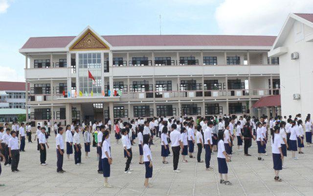 Trường Phổ Thông Dân Tộc Nội Trú Tỉnh Cà Mau