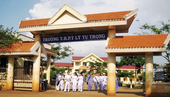 Trường THPT Lý Tự Trọng
