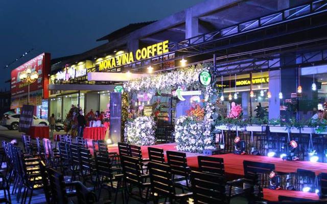 Moka Vina Coffee