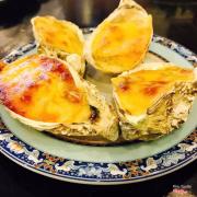 Hàu nướng phô mai giá 55k