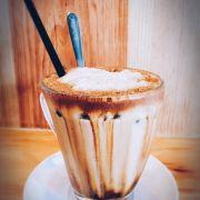 cà phê dừa tuyết/28k