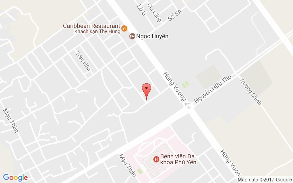 Vị trí bản đồ Joy House - Happiness Phú Yên ở Phú Yên