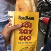 bánh mì gà ớt