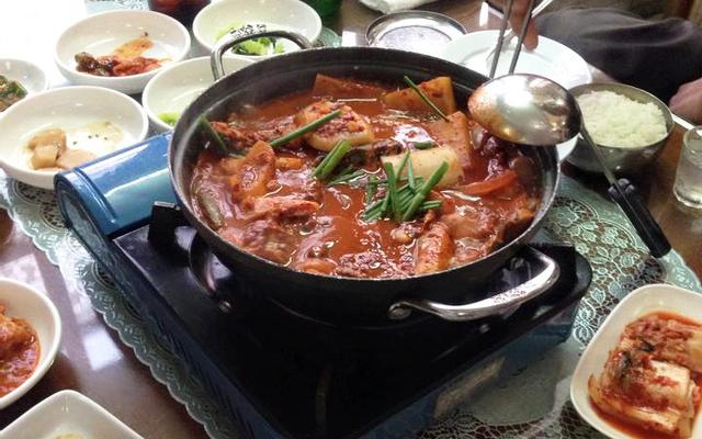 Mika Restaurant - Ẩm Thực Hàn Quốc