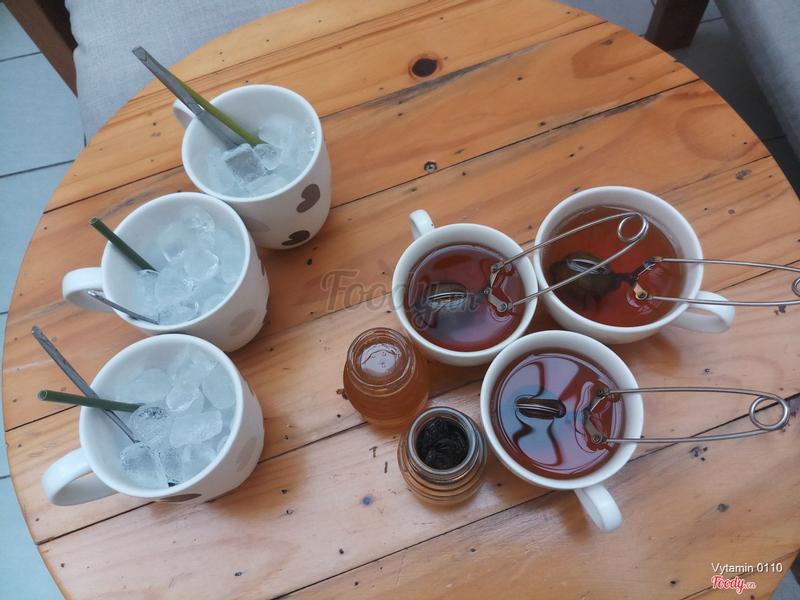 Các loại trà đen