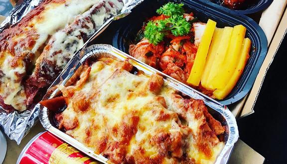 Đồ Hàn, Gà Rán & Burger - Bạch Mai