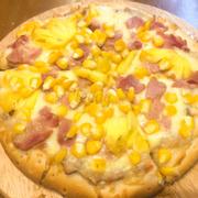 Pizza tuna & bacon
