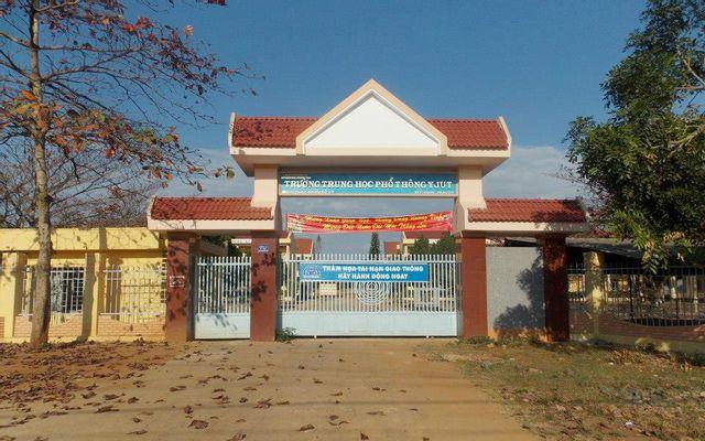 Trường THPT Y Jút