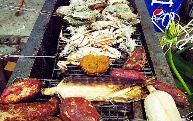Đông Vân Cô Tô - BBQ Bãi Biển