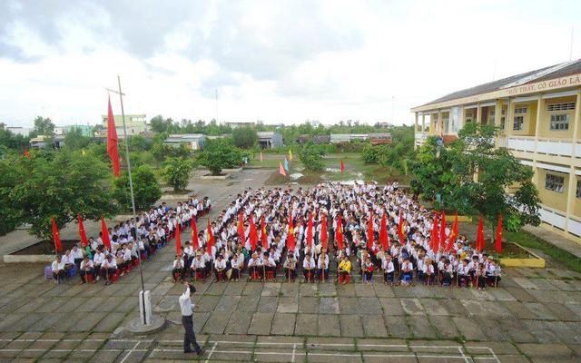 Trường THPT Viên An