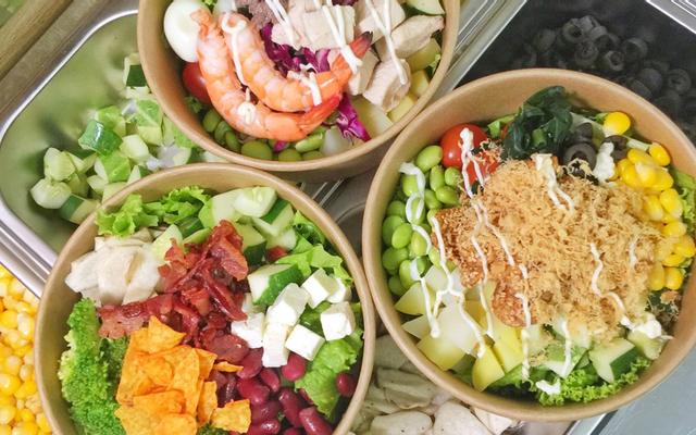 Canopee - Cơm, Mì Trộn, Salad - Nguyễn Trung Ngạn