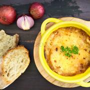 Súp Hành Tây French Onion Soup