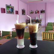 Cafe mộc
