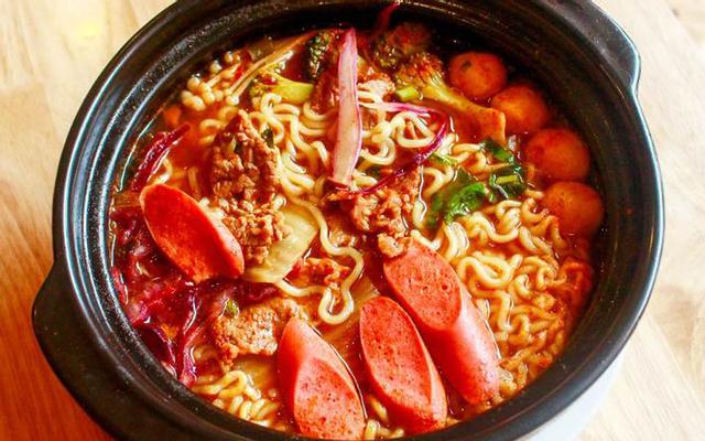 Món Ăn Hàn Quốc - Shop Online