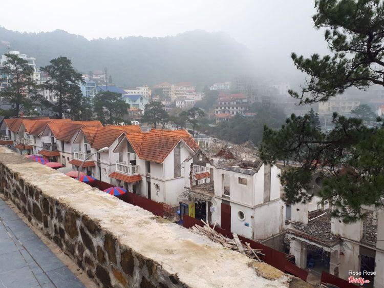 Nhà Thờ Đá Tam Đảo ở Vĩnh Phúc