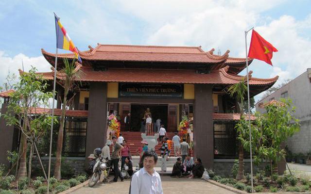 Thiền Viện Phúc Trường