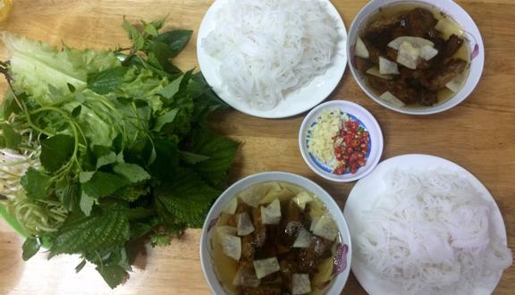 Bún Chả & Bún Đậu Mai Anh - Trần Phú