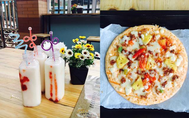 Greentea - Trà Sữa & Pizza