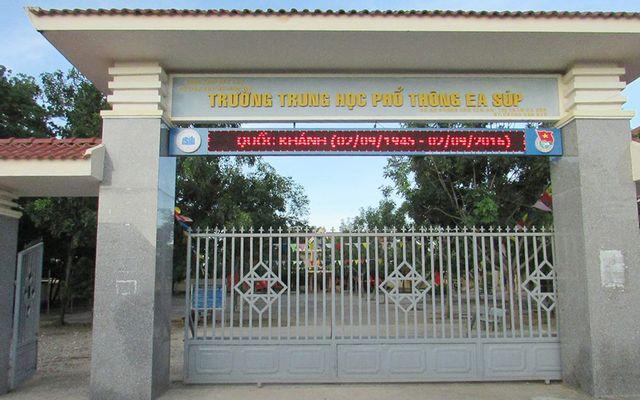 Trường THPT Ea Sup