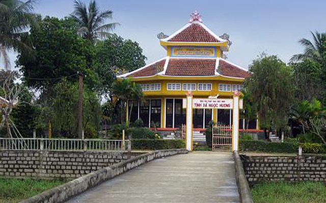 Tịnh Xá Ngọc Hương