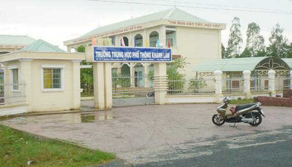 Trường THPT Khánh Lâm