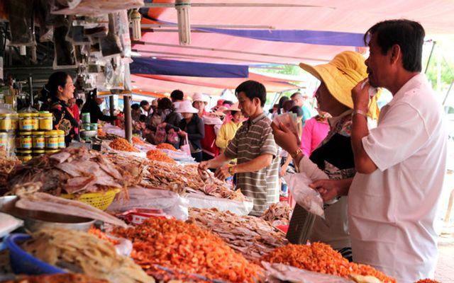 Chợ 5 Tầng
