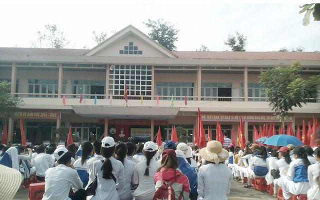 Trường THPT Nguyễn Tất Thành