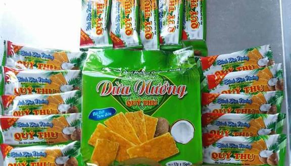 Bánh Dừa Nướng Quý Thu - Shop Online