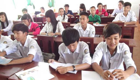 Trường THPT Nguyễn Văn Nguyễn