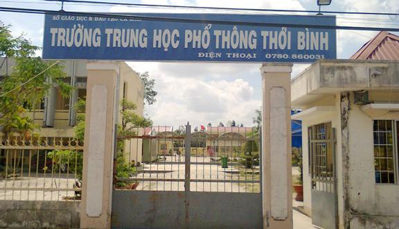 Trường THPT Thới Bình