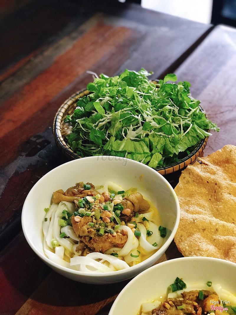 Mỳ Quảng Gà