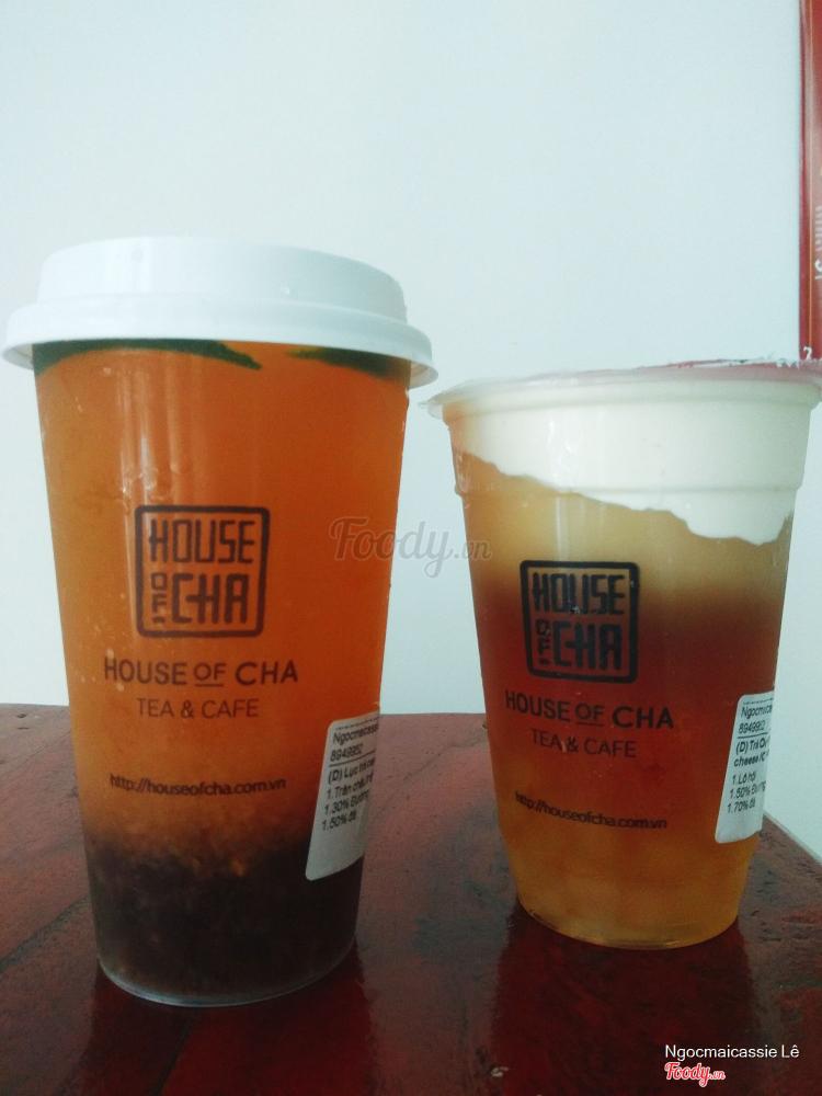 Trà Sữa House Of Cha - Ngụy Như Kon Tum ở Hà Nội