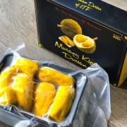 🆘 Sầu riêng #Musangking tươi nguyên trái đông lạnh chuẩn xuất Mỹ : 💰1,5OO.OOO /1kg  🆘 Sầu riêng #Musangking tách vỏ đông lạnh 400gr - 1 hộp : 💰65O.OOO /1 hộp  📲📲 0943218939 - 01235622621   Ship từ 10-45k trong ngày nhé 🍀  #sầuriêng #D197 #musangkingdurian #durianVIP #durian #kingfruits #premium #ngon #độc #lạ  Nơi nhà mình lựa chọn nhập hàng là nơi được rất nhiều cộng đồng bản xứ Malay và khách du lịch yêu mến.   Hàng mới 100% 😛😁  ✈️Sầu riêng #musang_king thuyết phục những khách hàng khó tính nhất , hương vị tuyệt vời không thể nào diễn tả được vị béo béo như phomai , tý nhẫn , thơm sữa và ăn không bị ngán nhé  😘