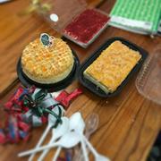 Bông lan trứng muối size gift + Red Velvet size nhỏ