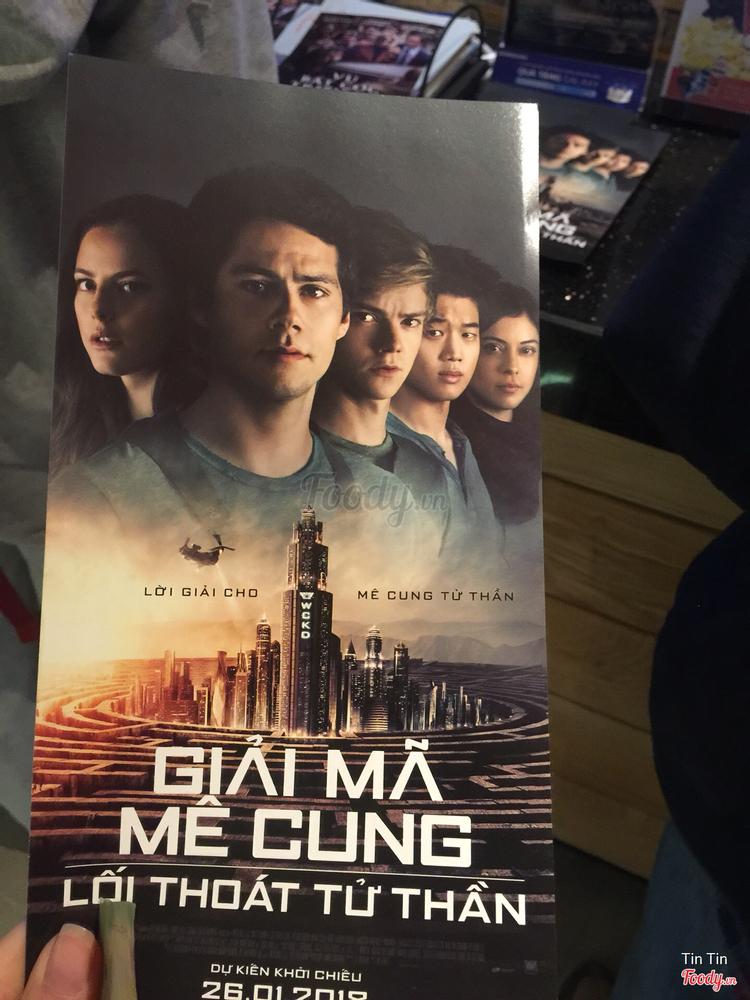 CGV - Hà Nội Centerpoint ở Hà Nội
