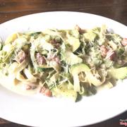 Pasta Zuccini tươi