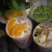 Những món trà sữa đặc biệt thơm ngon của quán