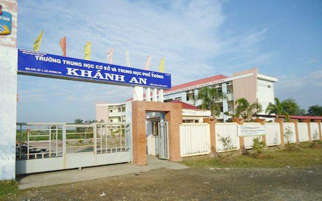 Trường THCS & THPT Khánh An