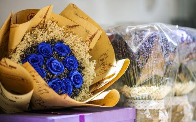 Lavender World - Shop hoa khô Lavender Pháp