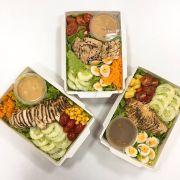 Tahini Tuna Salad