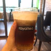 Hồng trà royal kem cheese trân châu trắng 53k