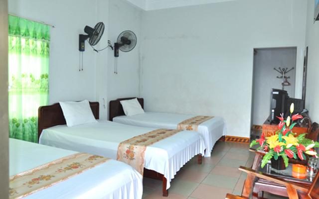 Công Đoàn Hotel - Hùng Vương